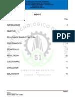 """Mecanica de suelos ¨Practica numero 3"""""""