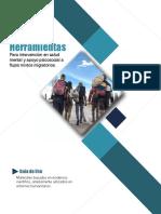 Caja de Herramientas Para Intervención en Salud Mental y Apoyo Psicosocial a Flujos Mixtos Migratorios