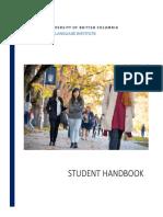 Eli Student Handbook