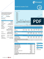 Principal Equity Growth & Income Fund