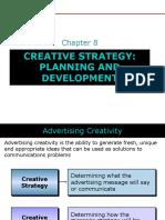 Creative Strategy Development