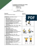Biomecanica de Los Ejercicios en El Gimnasio-1