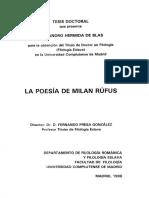 Milán Rufus