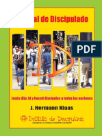 Manual de Disciplinas Espirituales