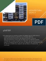 Arquitectura Legal Condominio