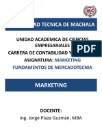 3d.- Marketing Capitulo III Marketing Mix La Plaza-contabilidad 2019-1 (1)