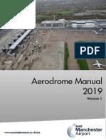 Aerodrome Manual 2019
