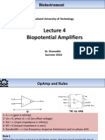 Bioinstrument 4 (BioAmplifiers)