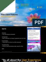 SAP Fiori CLient 2018
