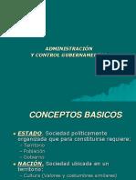 ADMINISTRACION Y CONTROL GUBERNAMENTAL.ppt