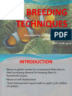 Breeding Techniques