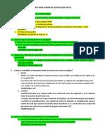Repaso Para Examen de Certificación Sap b1 (1)