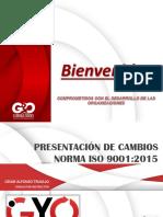 Actualización ISO 9001 2015 (1)