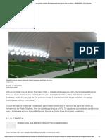 Seleção Treina Em Campo Coberto de Futebol Americano Para Fugir Da Chuva - 02-09-2019 - UOL Esporte