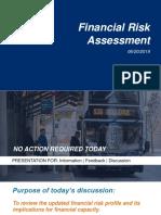 Presentation - FAC - Risk Simulation Update 190620
