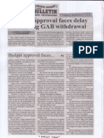 Manila Bulletin, Sept. 3, 2019, Budget approval faces dealy following GAB withrawal.pdf
