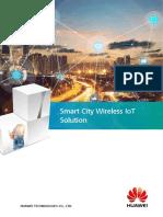Smart City Wireless IoT Solution