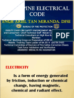 Electrical Code Lecture