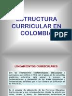 Curriculo en Colombia