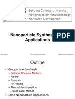 NACK U3 Maeder Nanoparticle Synthesis