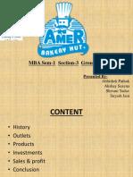 Amer Bakery AFM