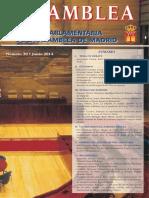 Revista Asamblea Núm. 30 Articulo de Santa Maríapastor Sobre Entes Locales