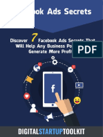 Facebook Ads Secret