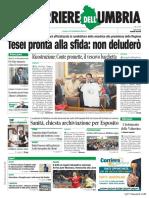 Rassegna stampa dell'Umbria 2 settembre 2019 UjTV News24 LIVE