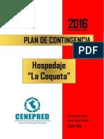 Hospedaje La Coqueta
