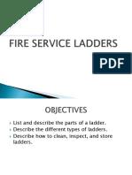 Fire Service Ladders