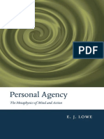 E. J. Lowe-Personal Agency_ The Metaphysics of Mind and Action-Oxford University Press (2008).pdf