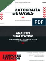 Cromatografía de Gases 2019 UES