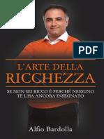 Arte Della Ricchezza-Alfio Bardolla