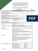 Acreditacion a La Inspeccion Higienico Sanitario Sgs