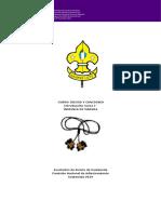Curso I y Juegos y Canciones Scout