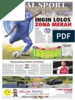 layout halaman koran