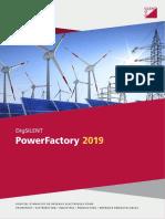 Brochure PowerFactory 2019