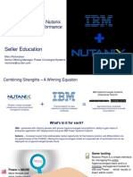 IBM Hyperconverged Seller Education May 8 2018