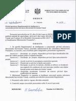 Ordin 117 Regulament Concurs Vama