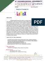 LaTeX Circular Part 2