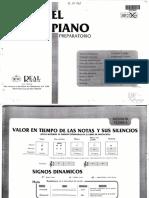 El Piano, Preparatorio-Tchokov, Gemiu