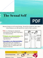 5 the Sexual Self