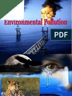 Environmental Pollution powerpoint