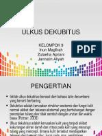 10. Dekubitus.
