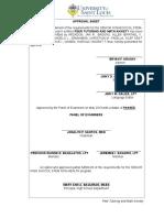 Hard Bounded Manuscript