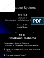 db relational model concepts