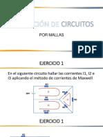 RESOLUCION DE CIRCUITOS