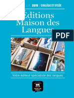 Emdl Catalogue Scolaire 2019-Web