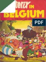 24- Asterix in Belgium