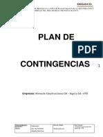 UTE N I - Plan de contingencias.docx